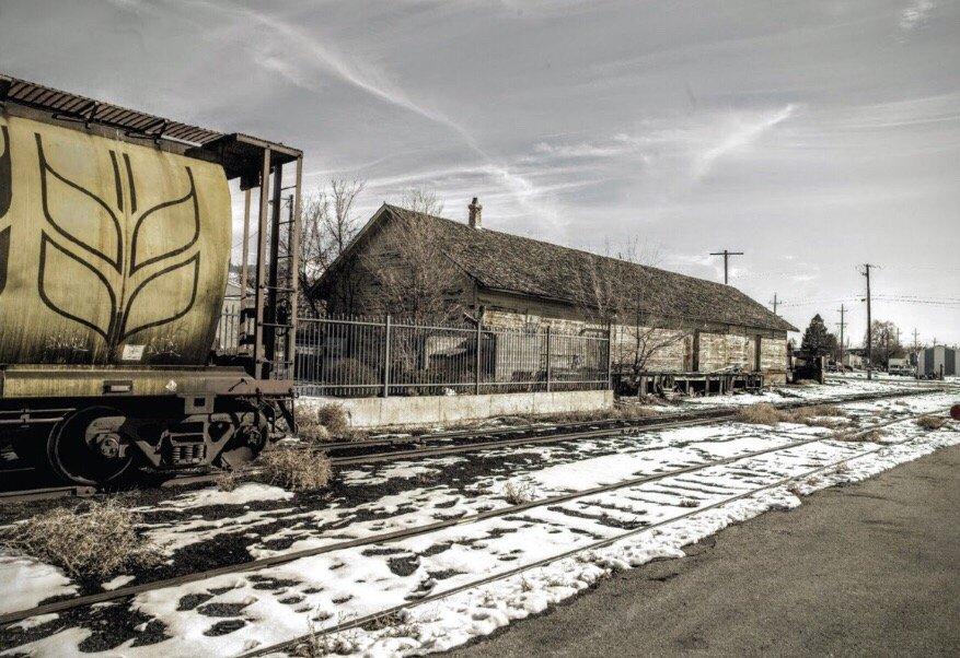 Logan Depot: 75 South 600 W, Logan, UT