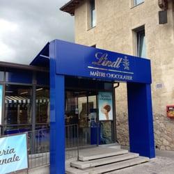 Negozio Lindt - Schokolade - Piazza Cascina Moie, Rodengo Saiano ...