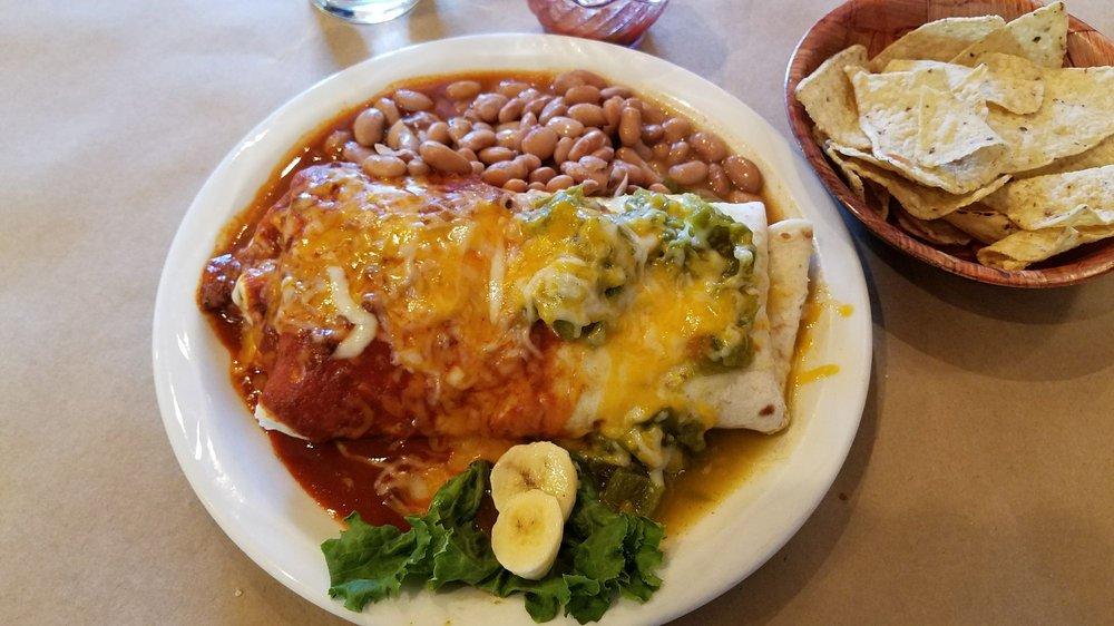 La Cocina: 415 S Santa Clara Bridge Rd, Espanola, NM