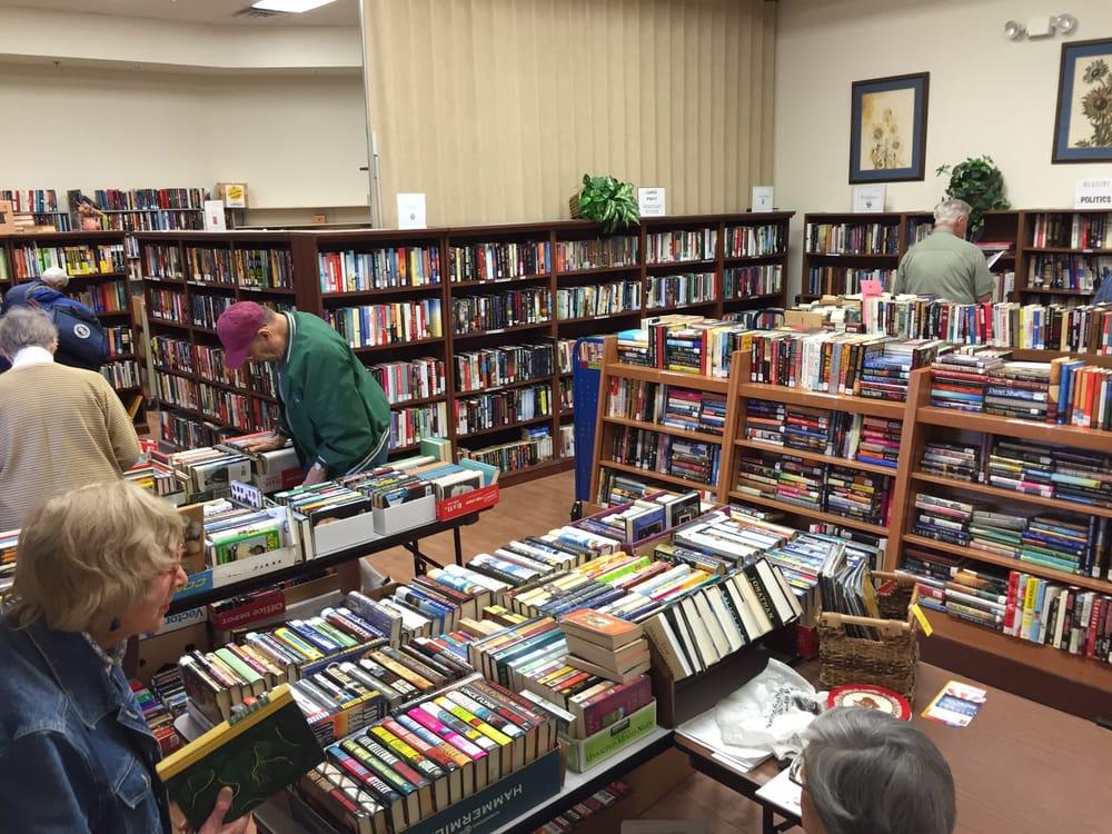 Books Around the Corner Used Book Store