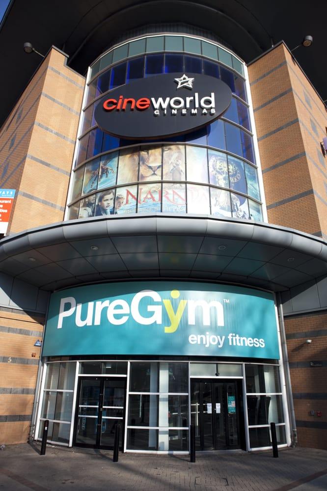 Pure gym birmingham city centre photos reviews