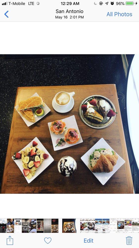 Cafe Oasis: 25294 W IH10 Frontage Rd, San Antonio, TX