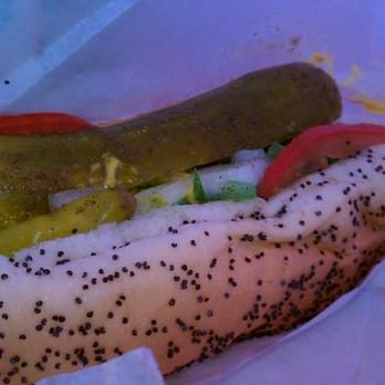 Windy City Hot Dogs Leesburg Va