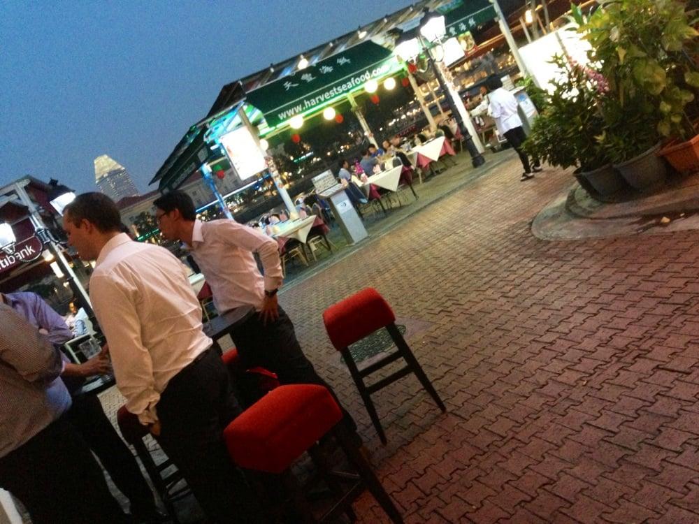 Bq Bar Singapore