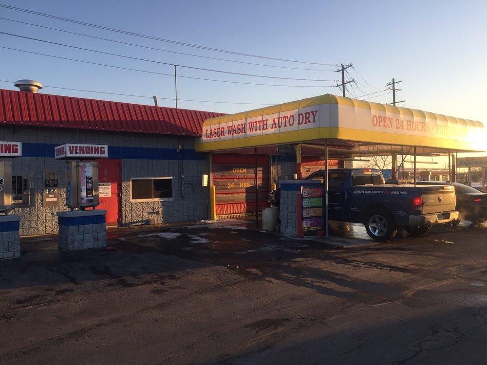 Sparkle Clean Car Wash: 2820 N Jefferson St, Huntington, IN