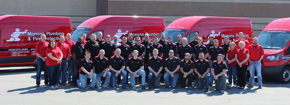 Monona Plumbing & Fire Protection: 3126 Watford Way, Madison, WI