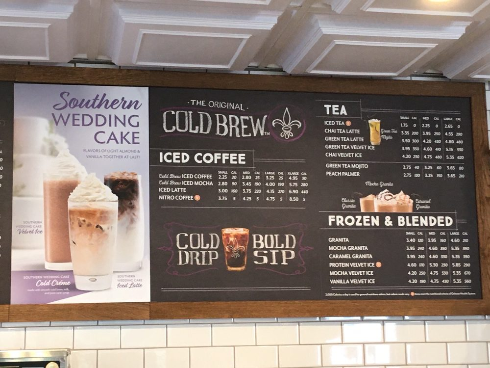 PJ's Coffee: 1259 E Interstate 20, Monahans, TX