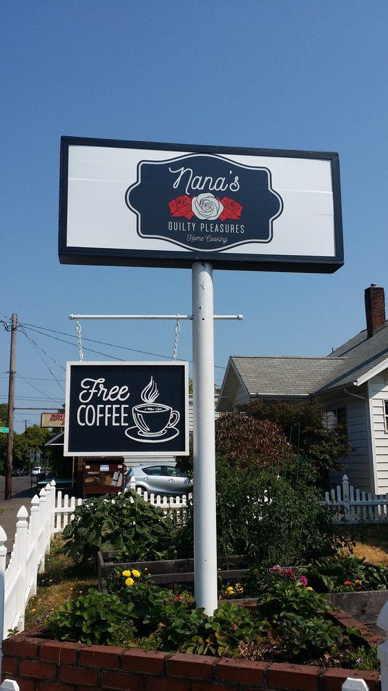 Nana's Guilty Pleasures: 6108 SE Milwaukie Ave, Portland, OR