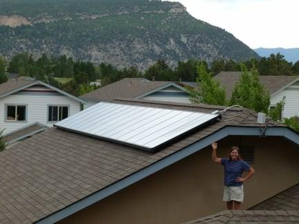 Living solar installazione di impianti fotovoltaici for Noleggio di durango cabinado colorado