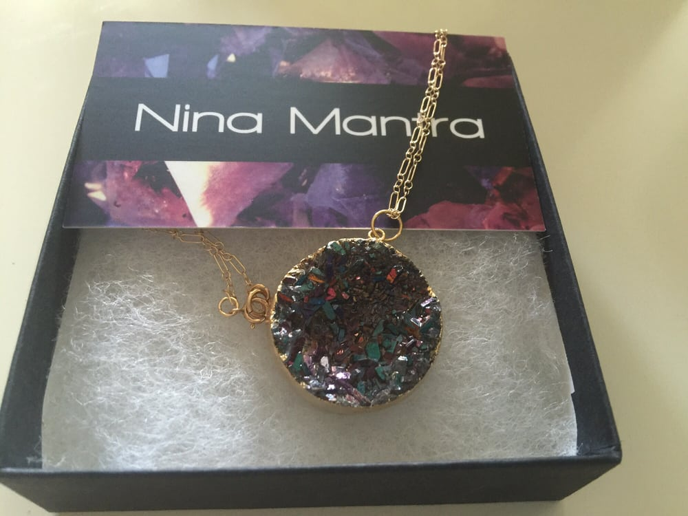 Nina Mantra Jewelry