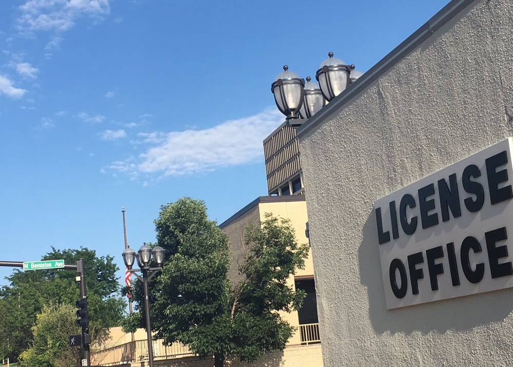 Clayton License Office: 7800 Maryland Ave, Clayton, MO