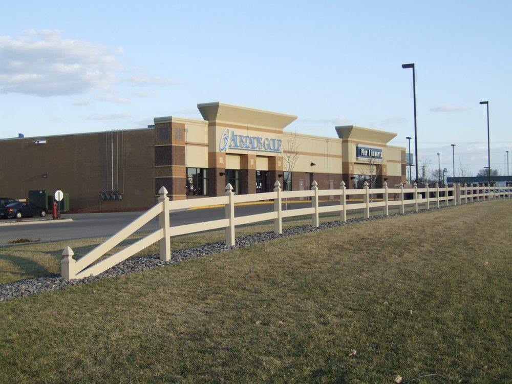 Advance Fence & Decks: 17109 440th St, Holdingford, MN