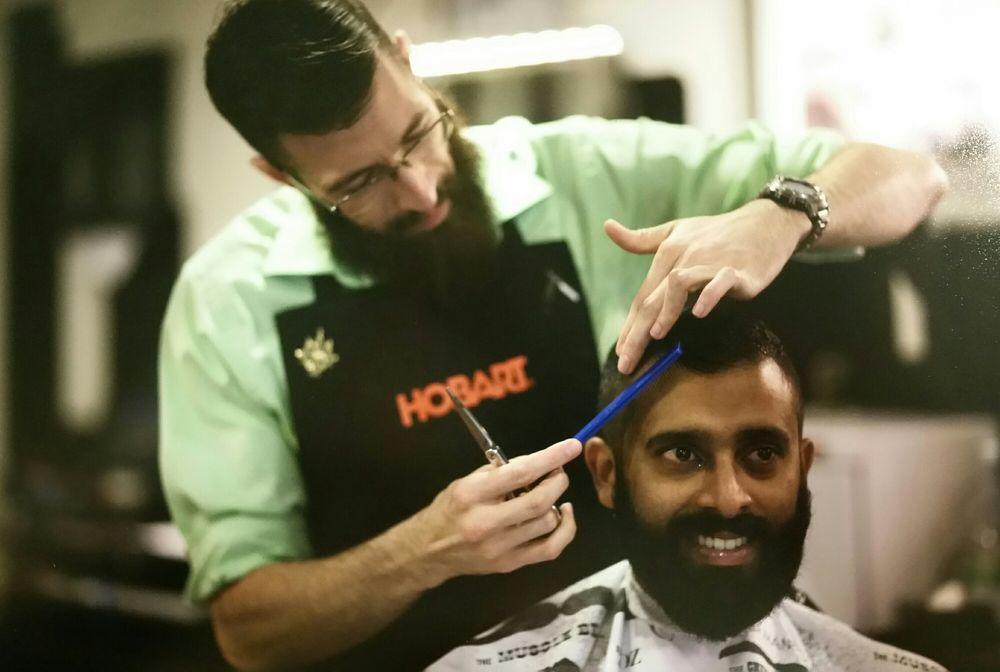 Metropolitan Barber Shop: 1018 Bush St, San Francisco, CA