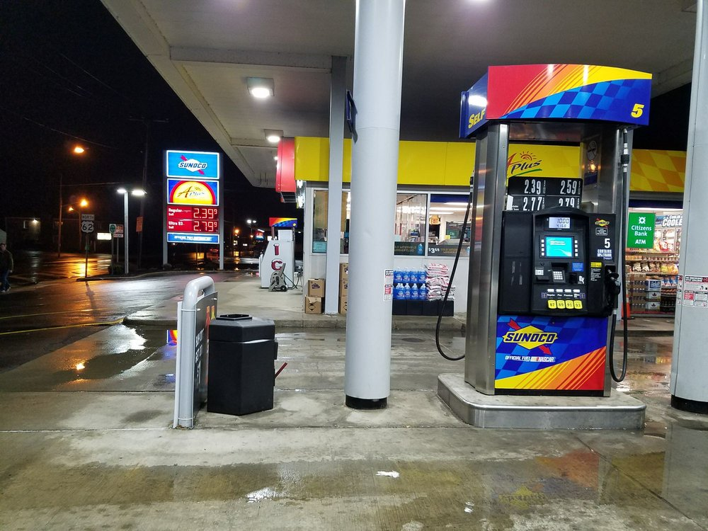Sunoco: 3942 South Park Ave And Milestrip, Blasdell, NY