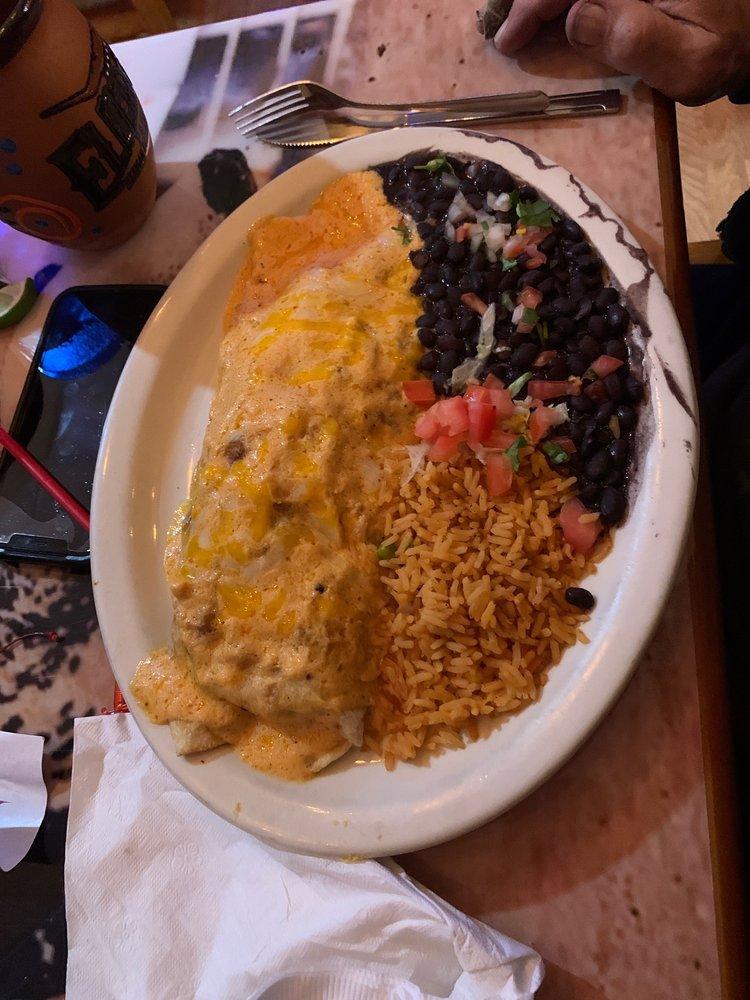 El Rodeo Mexican Restaurant & Cantina: 404 AZ-260, Payson, AZ