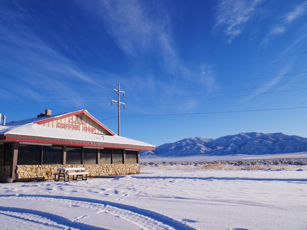 Lane's Coffee Shop & Travel Store: 1755 North State Highway 318, Preston, NV