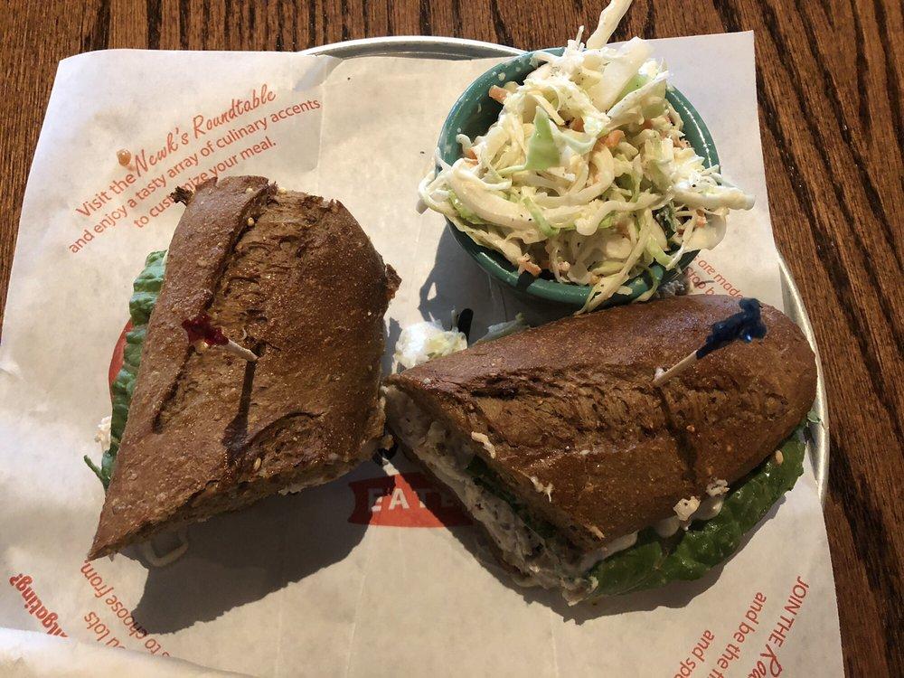 Newk's Eatery: 100 Line Creek Cir, Peachtree City, GA