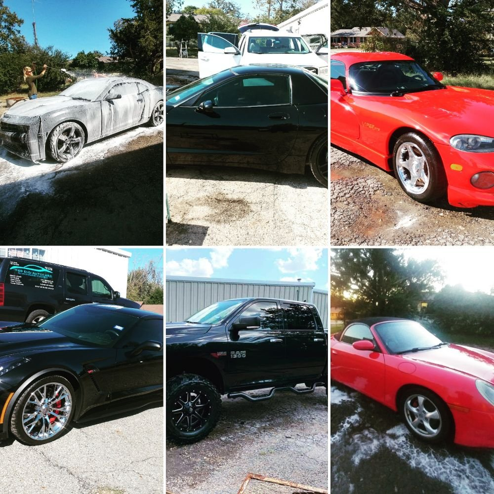 Top End Autocare: 1513 S Armstrong Ave, Denison, TX