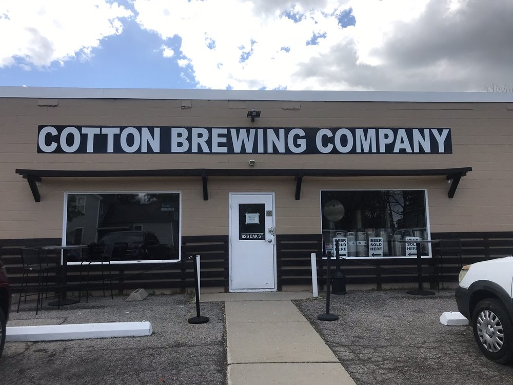 Food from Cotton Brewing Company