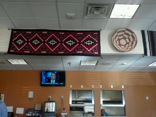 San Felipe Travel Center Pueblo Restaurant Menu