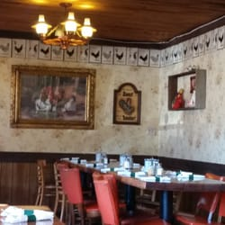 Photo Of Country House Restaurant Toledo Wa United States Lots Roosters