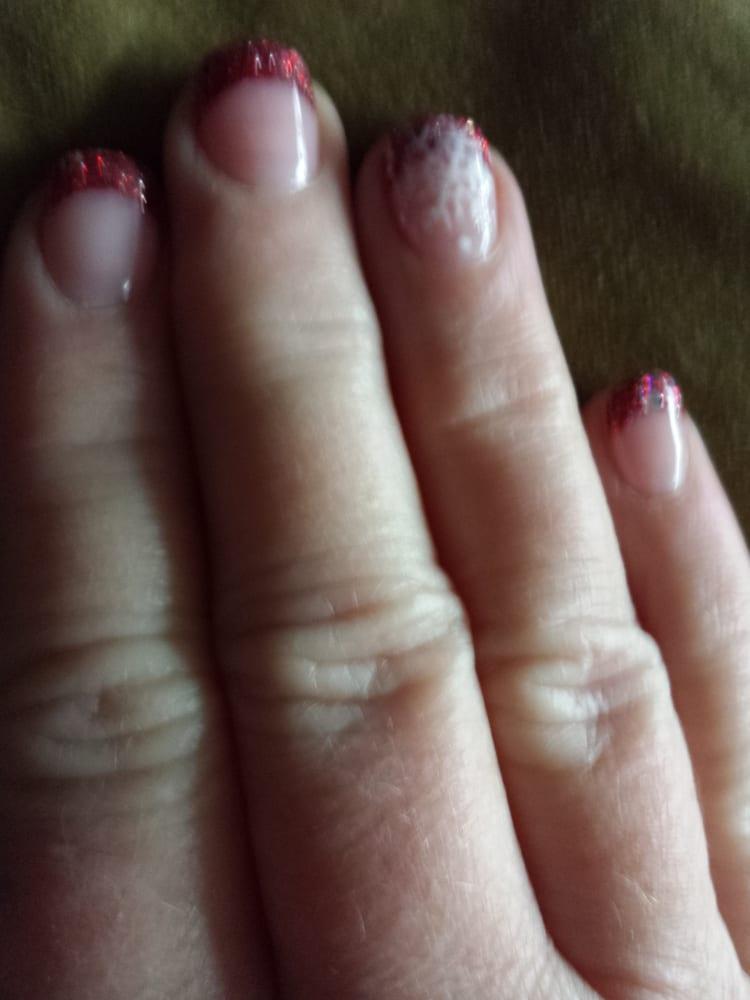 Trish s nails spa 112 foton nagelsalonger 4111 n for A q nail salon collinsville il