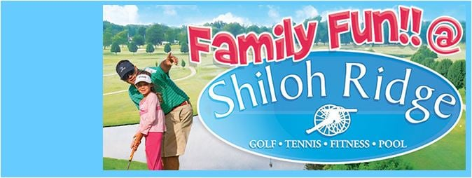 Shiloh Ridge Athletic Club: 3303 Shiloh Ridge Rd, Corinth, MS