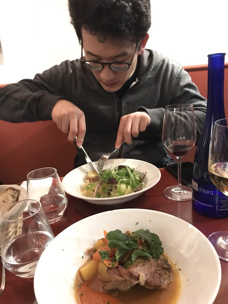 Restaurant Juveniles Rue Richelieu