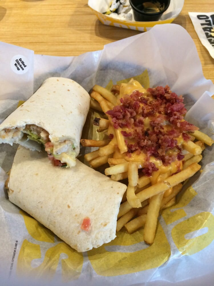 of Buffalo Wild Wings - Pembroke Pines, FL, United States. Cheese ...