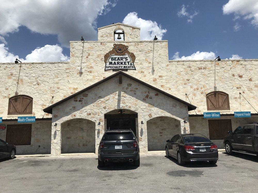 Bear's Market: 608 HWY 83, South Leakey, TX