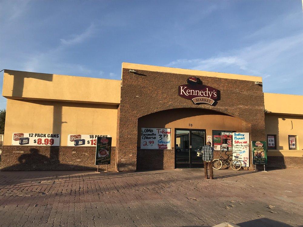 Kennedy's Market: 70 E Main St, Heber, CA
