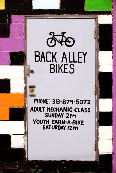 Back Alley Bikes