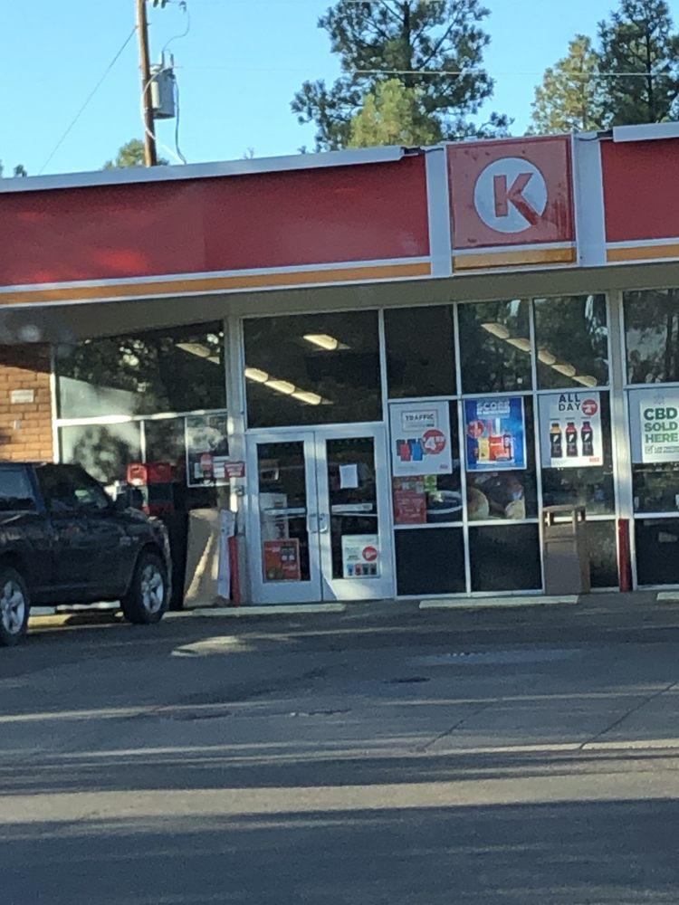 Circle K: 500 N Clark Rd, Show Low, AZ