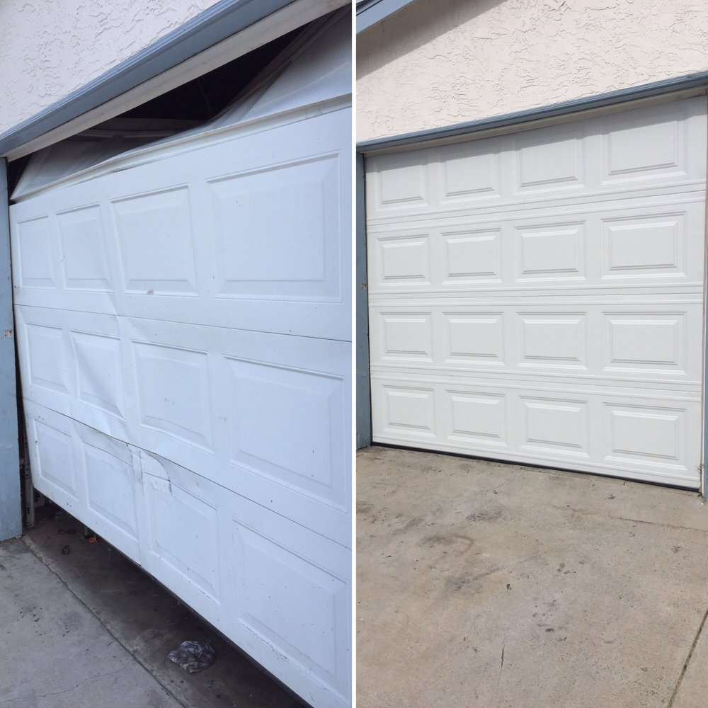 On Budget Garage Door Repair 17 Photos Amp 34 Reviews Garage Door Services 325 W Washington St Hillcrest San Diego Ca Phone Number Yelp