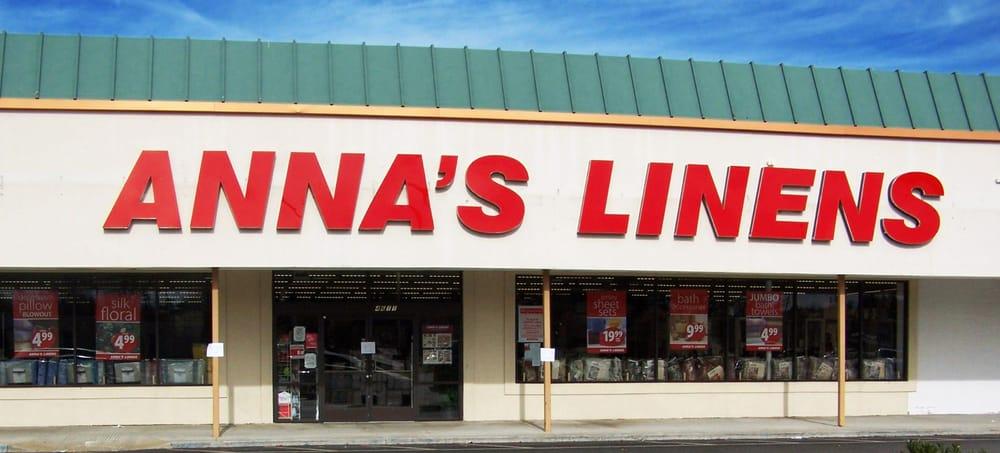 Anna S Linens Home Decor 4611 High Point Rd