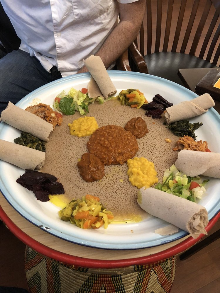 Sengatera Ethiopian Restaurant: 3833 NE Martin Luther King Jr Blvd, Portland, OR