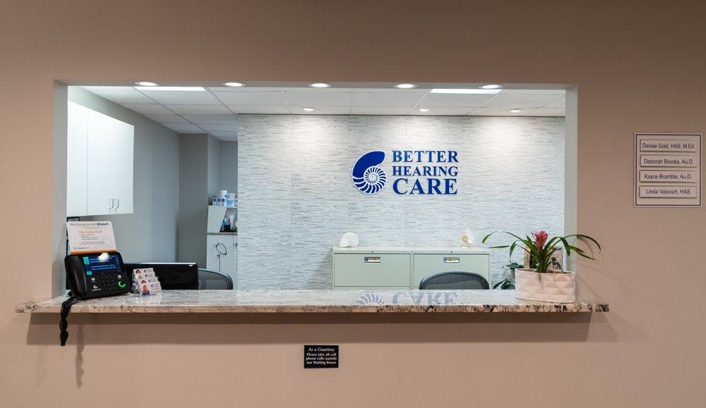 Better Hearing Care: 3375 Burns Rd, Palm Beach Gardens, FL