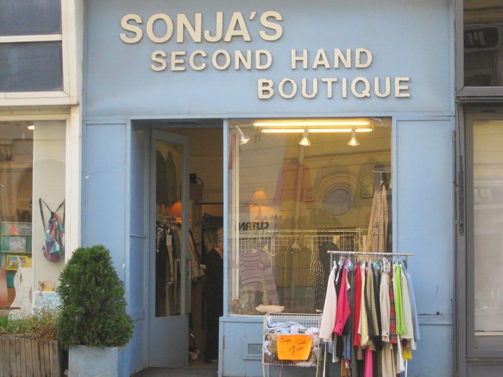 Sonjas Second Hand Boutique - Vintage & Second Hand - Gentzgasse 114, Währing, Vienna, Wien ...