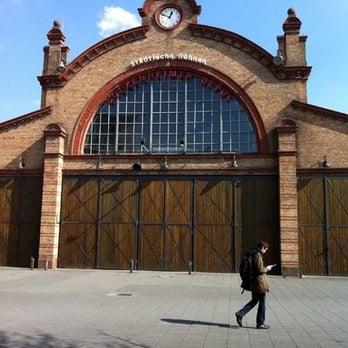 Bockenheimer depot 10 fotos 11 beitr ge darstellende for Depot frankfurt am main