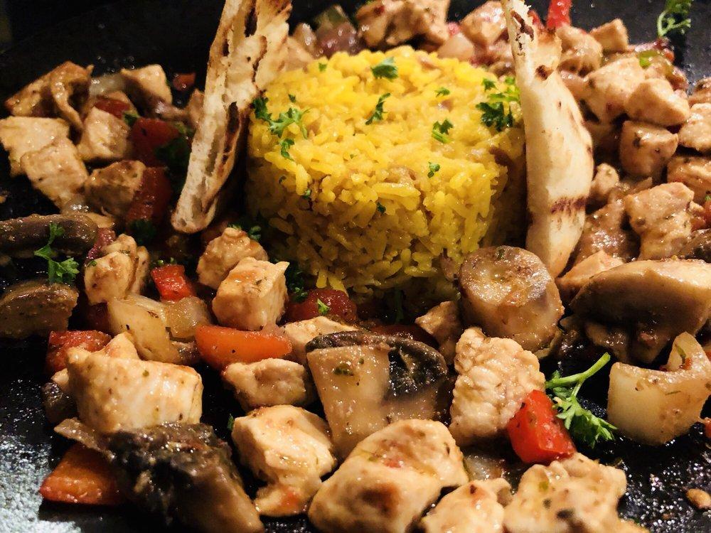 Kismet Mediterranean Grill: 1116 Madison Ave, Albany, NY