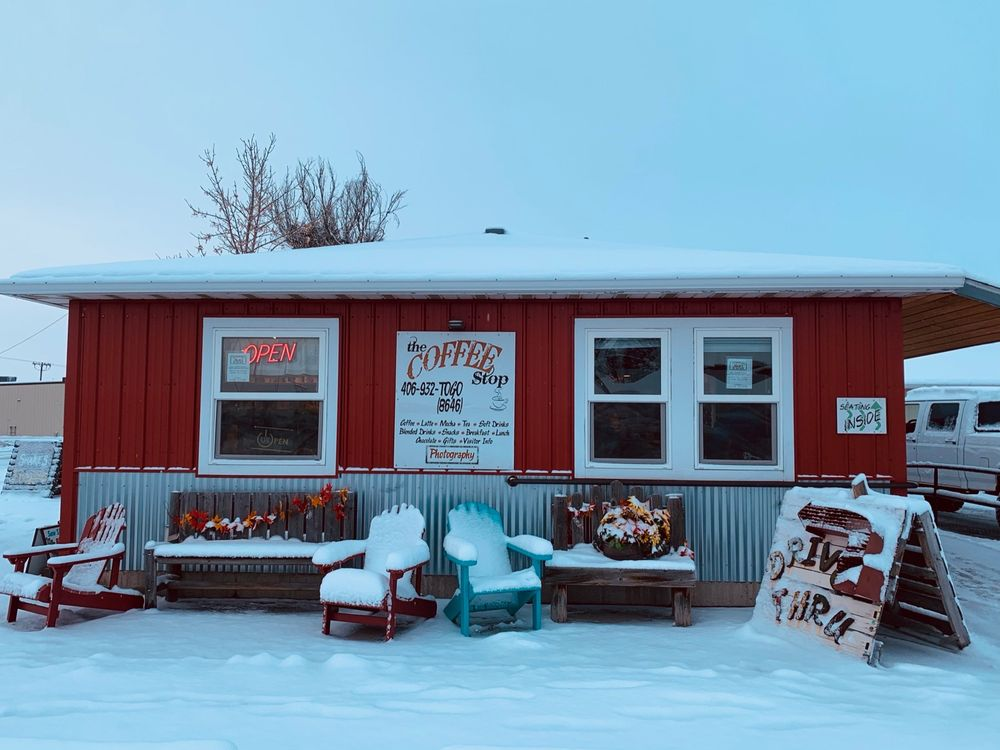 The Coffee Stop: 415 W 1st Ave, Big Timber, MT