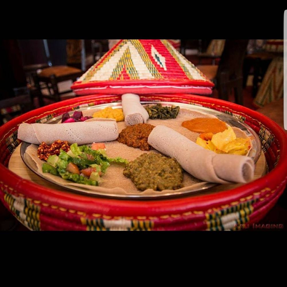 Checheho Ethiopian Restaurant: 5820 Seminary Rd, Falls Church, VA