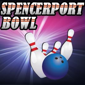 Spencerport Bowl: 45 Nichols St, Spencerport, NY