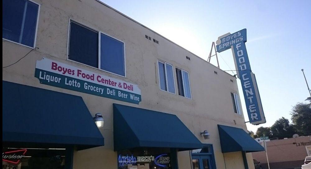 Boyes Springs Food Center