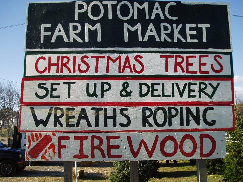 Potomac Farm Market: Macarthur And Goldsboro, Bethesda, MD