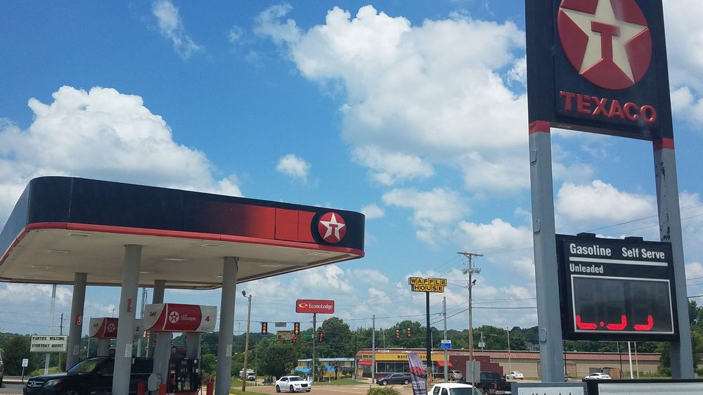 Texaco: 4110 Clay St, Vicksburg, MS