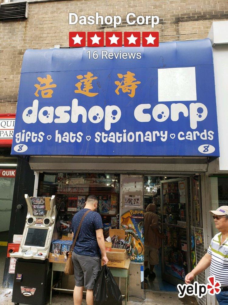 Dashop Corp