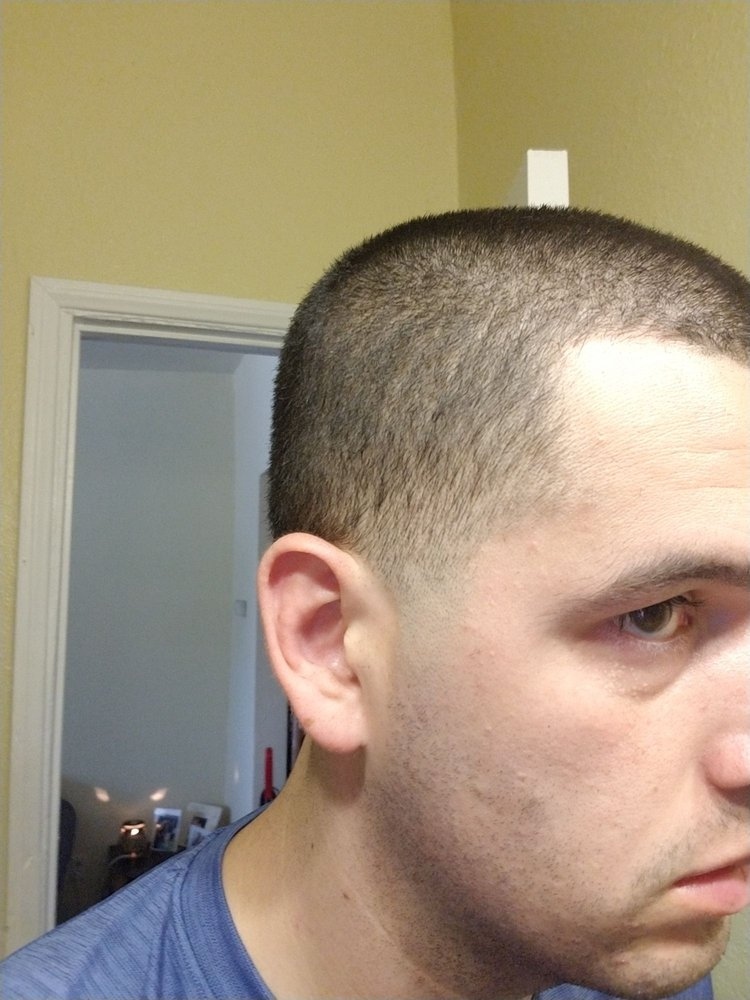 Asked For A Mid Skin Fade Came Out With A Messed Up Haircut