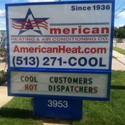 Photo Of American Heating Air Conditioning Cincinnati Oh United States