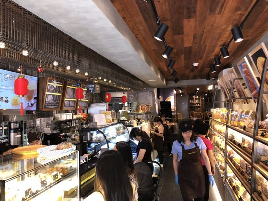 Lily Bloom Bakery 8614 5th Ave Brooklyn NY Bakeries